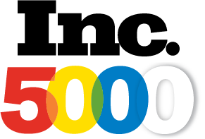 Inc. 5000 Award Logo